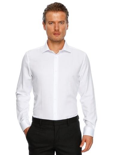 Uzun Kollu Gömlek-Cotton Bar